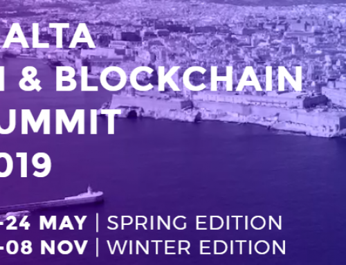 Trust Payments/acquiring.com at the Malta Blockchain Summit on 23rd-24th May