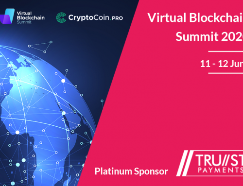 Virtual Blockchain Summit VBS.Live sponsored by Trust Payments